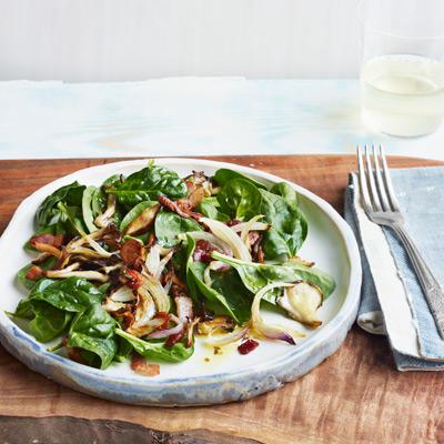 Рецепты салатов для пикника - фото №1