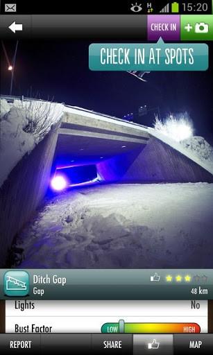 Топ 5 мобильных приложений для сноубордистов - фото №12