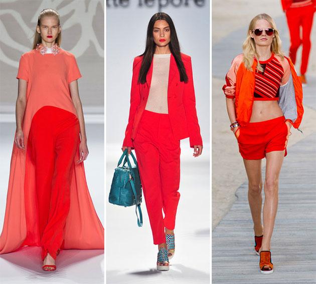 Модные цвета сезона весна-лето 2014 - фото №7