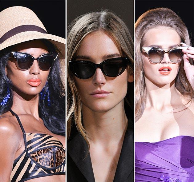 Модные солнцезащитные очки 2014: тенденции сезона - фото №4