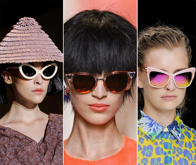 Модные солнцезащитные очки 2014: тенденции сезона - фото №3