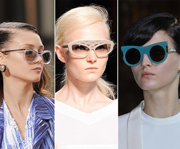 Модные солнцезащитные очки 2014: тенденции сезона - фото №16