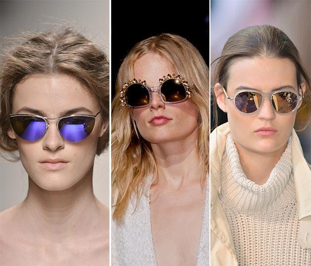 Модные солнцезащитные очки 2014: тенденции сезона - фото №17
