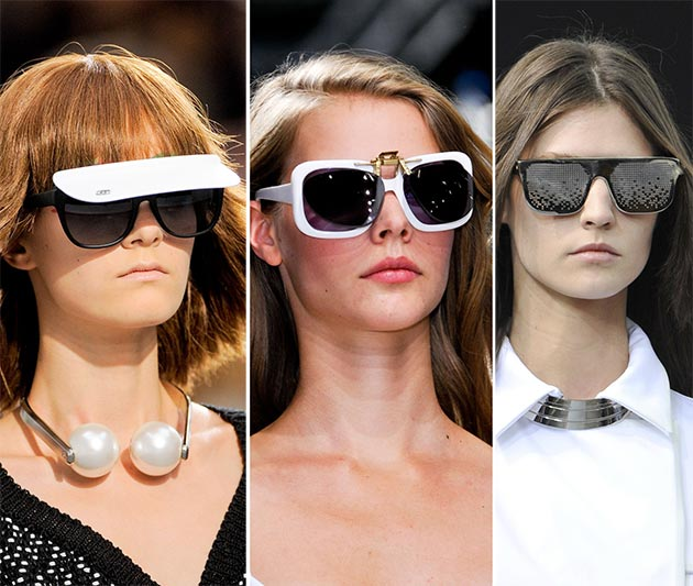 Модные солнцезащитные очки 2014: тенденции сезона - фото №7