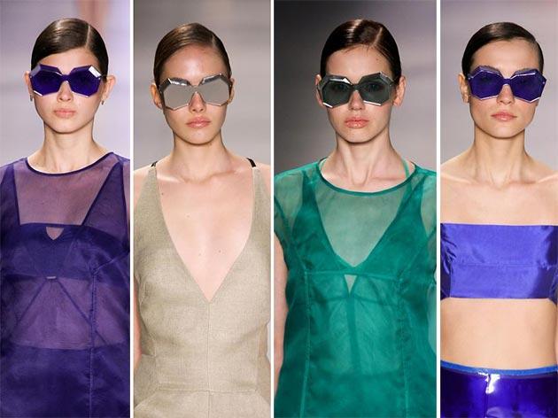 Модные солнцезащитные очки 2014: тенденции сезона - фото №12