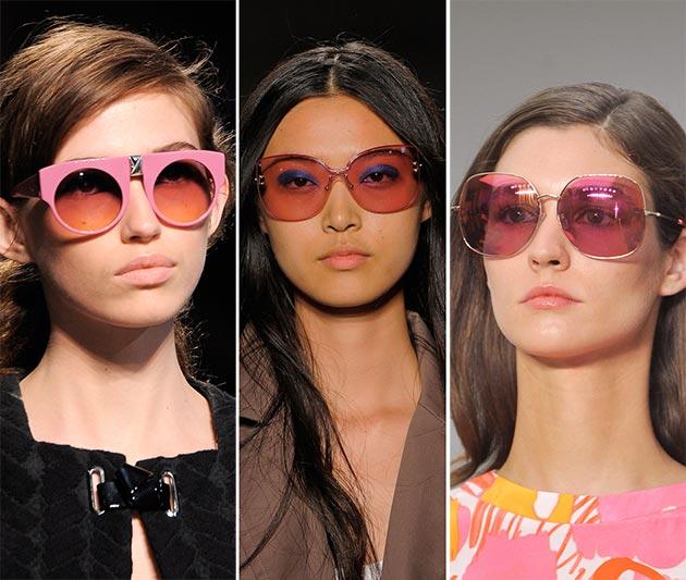 Модные солнцезащитные очки 2014: тенденции сезона - фото №13