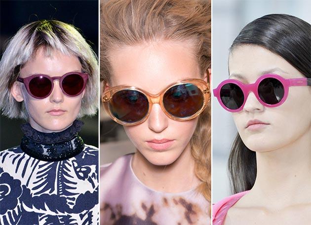 Модные солнцезащитные очки 2014: тенденции сезона - фото №1