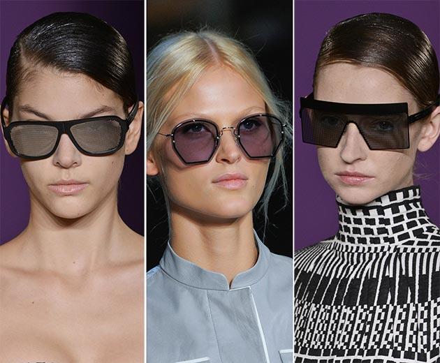 Модные солнцезащитные очки 2014: тенденции сезона - фото №5