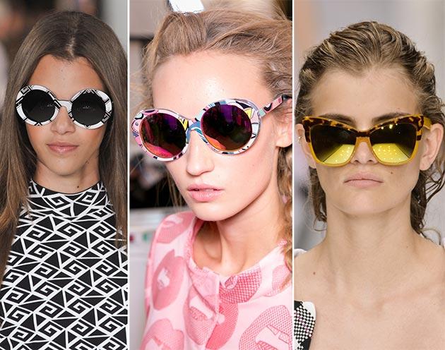 Модные солнцезащитные очки 2014: тенденции сезона - фото №19