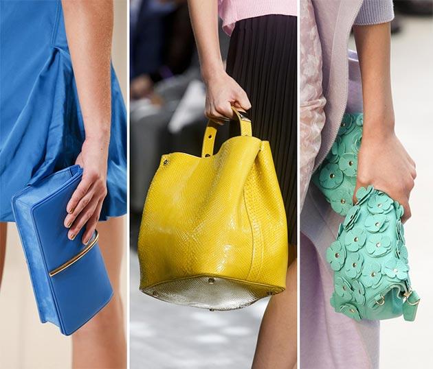 Модные сумки сезона весна-лето 2014 - фото №13