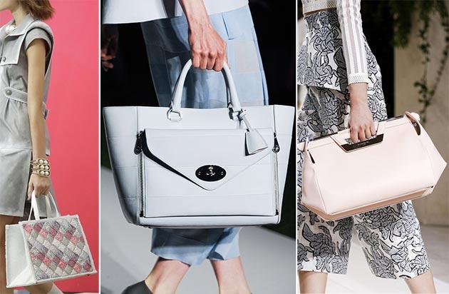 Модные сумки сезона весна-лето 2014 - фото №3