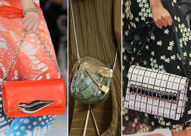 Модные сумки сезона весна-лето 2014 - фото №2
