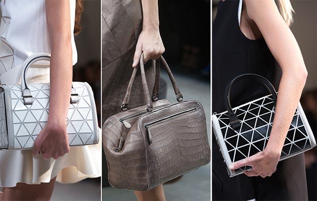 Модные сумки сезона весна-лето 2014 - фото №5