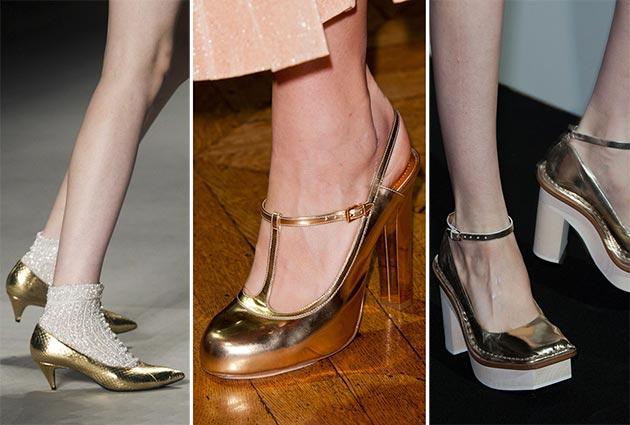 Модная обувь сезона весна-лето 2014: туфли - фото №2