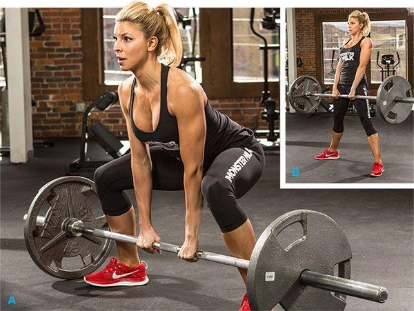 Становая тяга: как правильно делать сложное упражнение (+ВИДЕО) - фото №4
