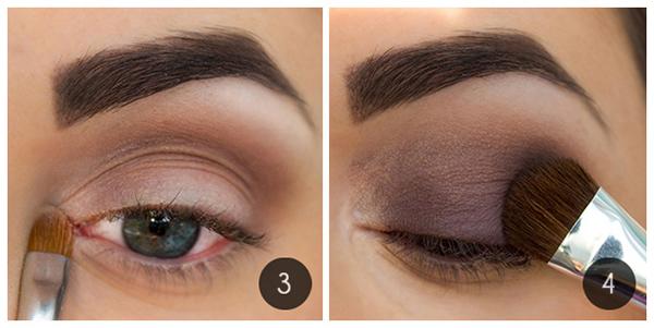 Как сделать модные осенние smoky eyes: пошаговый урок - фото №4