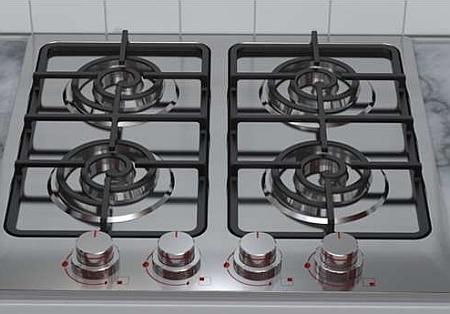 Революционный дизайн газовых плит - фото №2