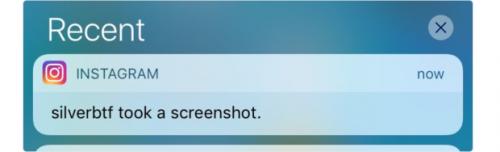Скриншоты в Инстаграме: правда ли то, что приложение уведомляет пользователя, если кто-то сделал снимок его страницы - фото №1