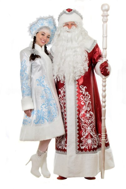 Новогодние костюмы напрокат: что, где, почем - фото №1