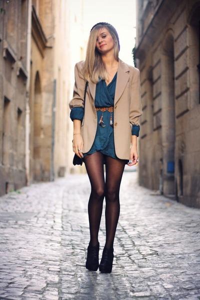 Топ 20 модных весенних платьев из денима - фото №3