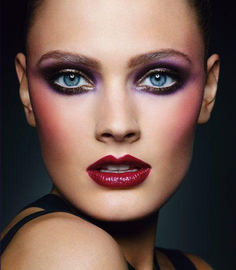 Топ 5 ведущих визажистов на Неделях моды - фото №58