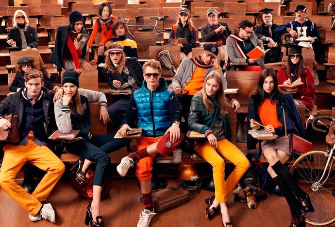 Лучшие рекламные кампании модных брендов осени 2013 - фото №16