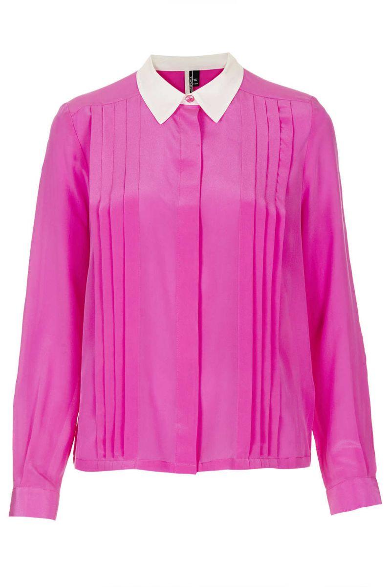 Модные блузки лета 2013: тренды и модели - фото №1