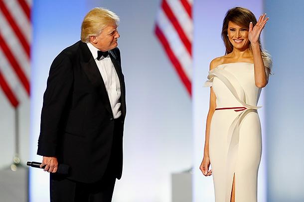 Искусство быть леди: Наталья Адаменко разбирает по полочкам образ Меланьи Трамп