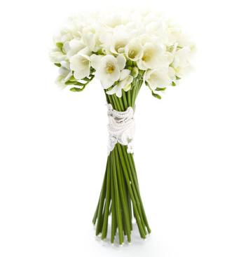 Стильные свадебные букеты: тренды 2014 года - фото №7