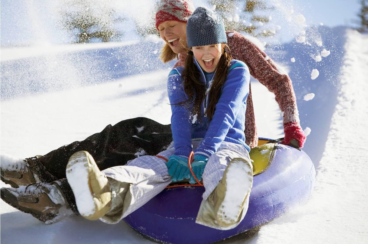 Где в Киеве покататься на санках, лыжах и сноуборде - фото №3