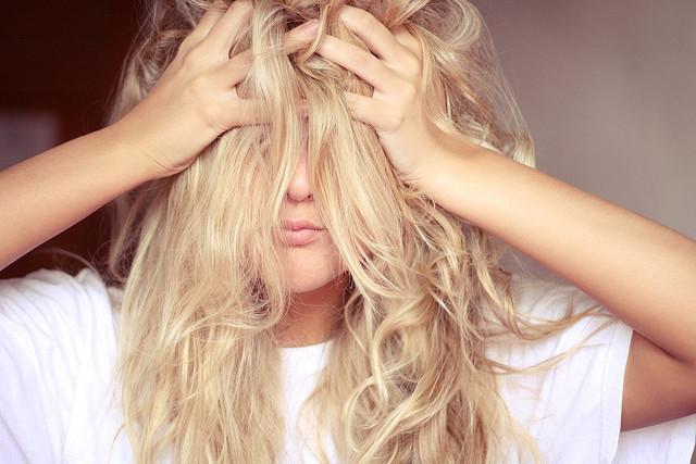 Как покраситься в блондинку в первый раз - фото №3