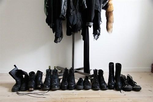 Модный тренд: грубая обувь - фото №1