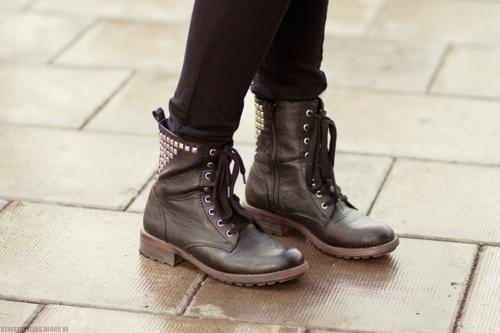Модный тренд: грубая обувь - фото №3