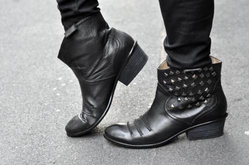 Модный тренд: грубая обувь - фото №7