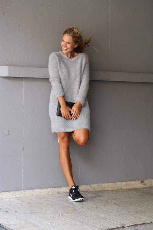 Шопинг: 21 вязаное платье в магазинах - фото №4