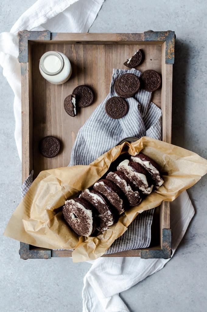 шоколадные почки