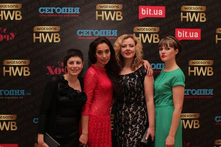 Покупатели Watsons наградили победителей премии HWB Awards 2013 - фото №2