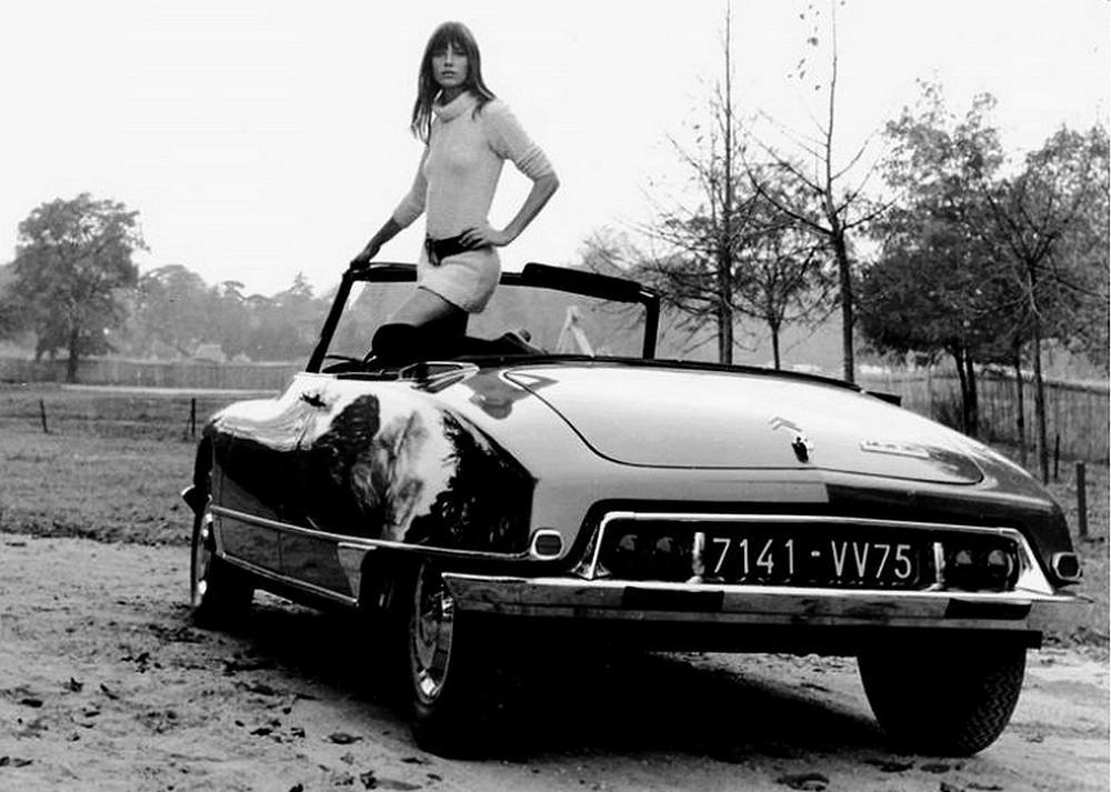 Какие тачки любили Мэрилин Монро, Шэрон Стоун и Брижит Бардо - фото №4
