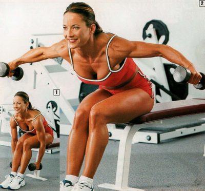 Любимые фитнес-упражнения Холли Берри - фото №3