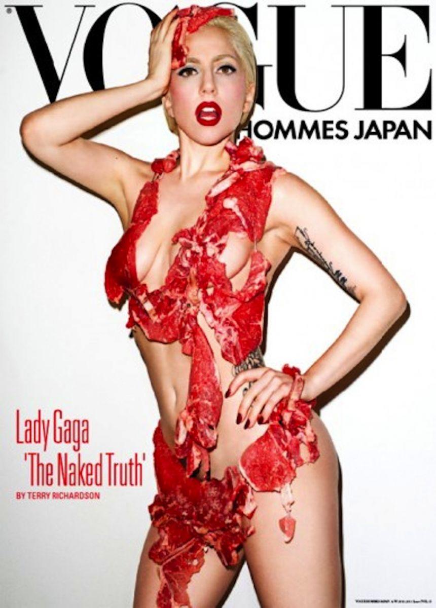 Самые скандальные обложки Vogue - фото №2