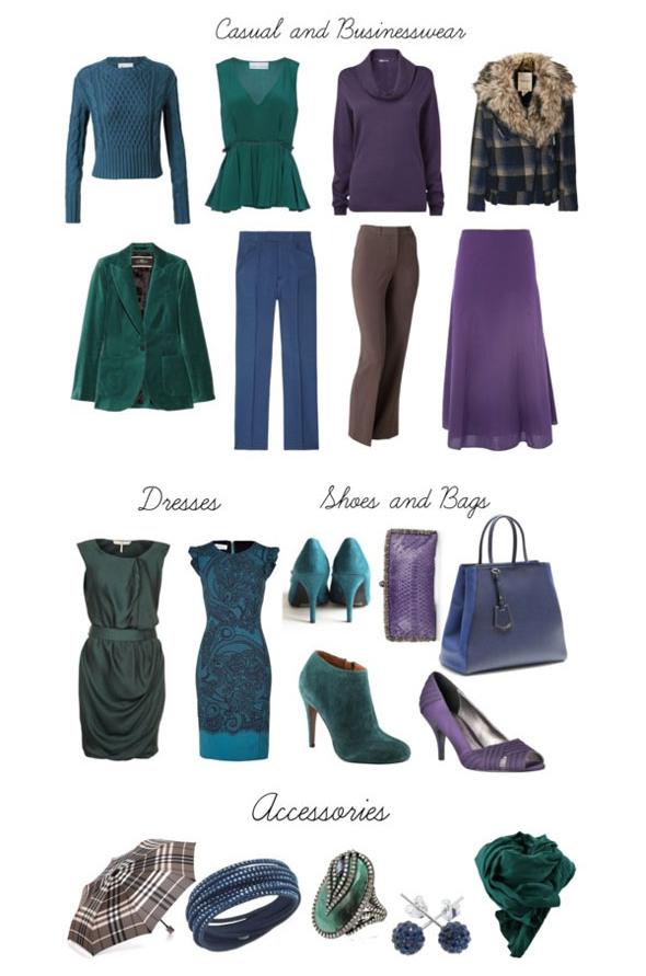 Как подобрать гардероб по цветотипу Лето - фото №5