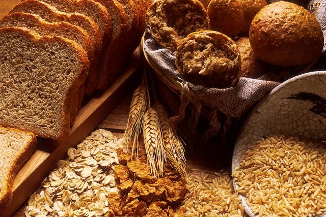 хлеб ис цельного зерна