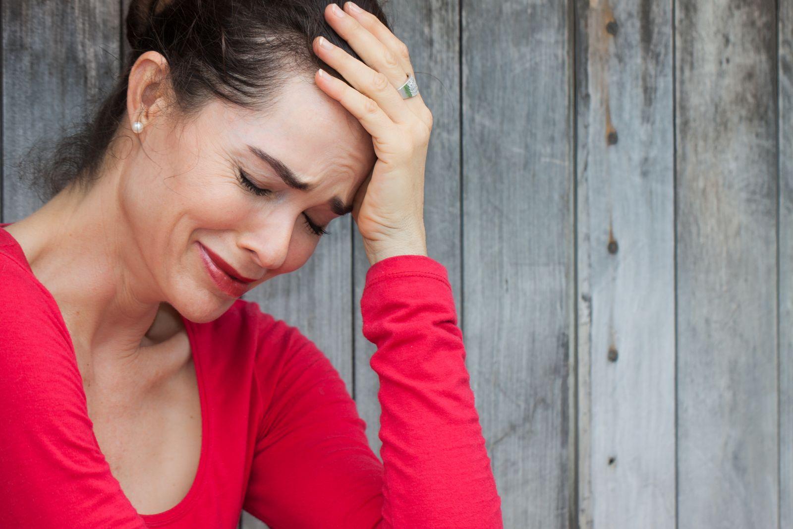 женщина слезы фото