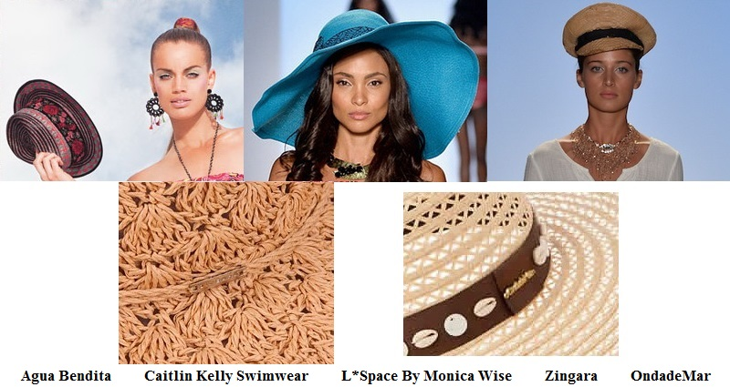 Модные шляпы лета 2014: что, где, почем - фото №5