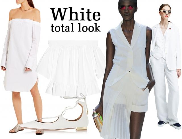 Total look в одном цвете: что это такое и как носить