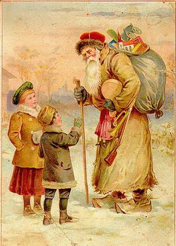 Откуда взялись Дед Мороз и Снегурочка - фото №2