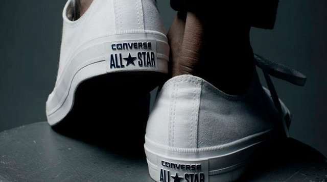 The Converse Chuck Taylor All Star II