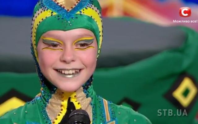 Украина мае талант дети 7 выпуск