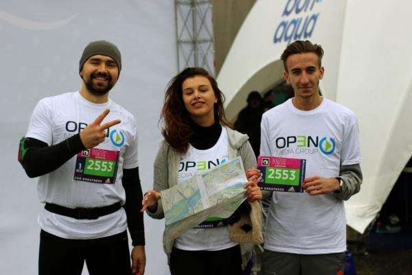 Wizz Air Kyiv City Marathon 2016