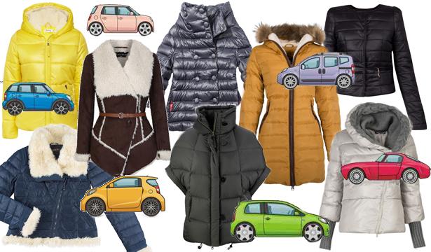 Лучшие модели зимней верхней одежды для автоледи - фото №1